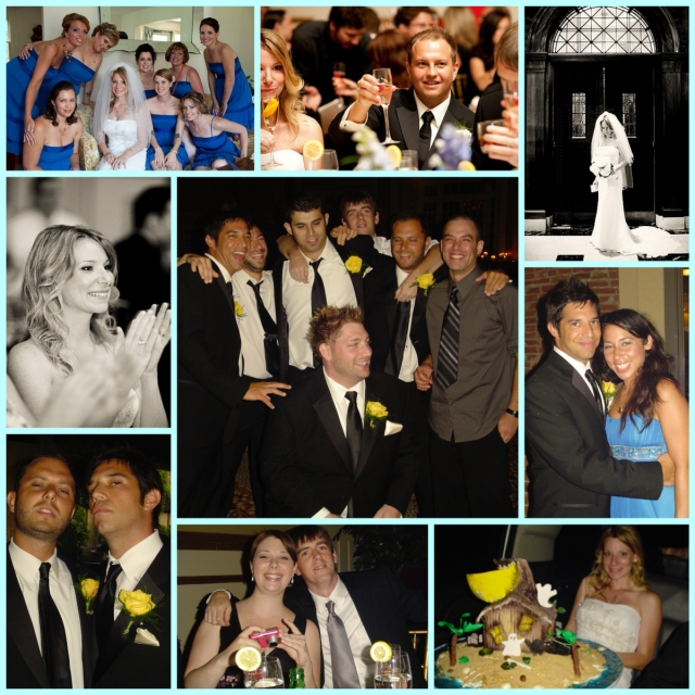 C&M wedding collage2