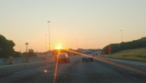 I10East sunrise